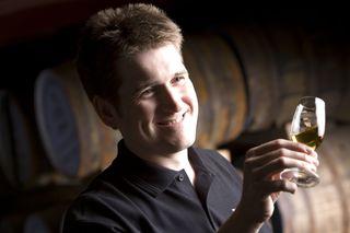 Andrew_weir_balvenie_ambassador_single_malt_scotch_whisky_speyside