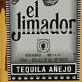 El_jimador_anejo_tequila_bottle_label