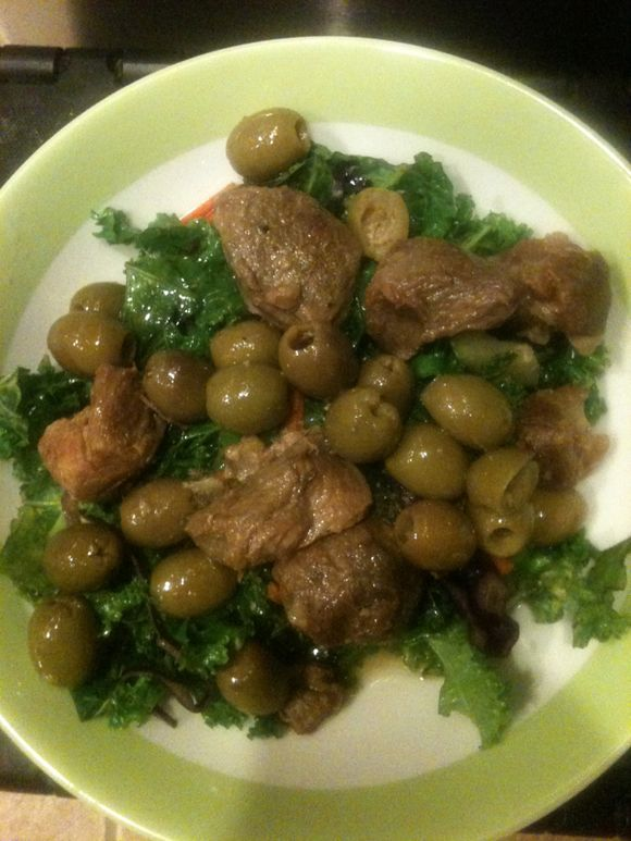 What's for Dinner: Wild Boar with Olives (Cinghiale alle Olive)
