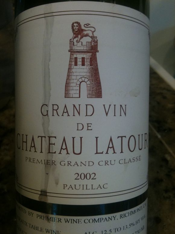 What's for Dinner: Wagyu Burgers and Chateau Latour